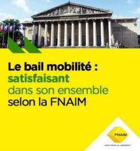 Le bail mobilité : nouveauté de la loi elan