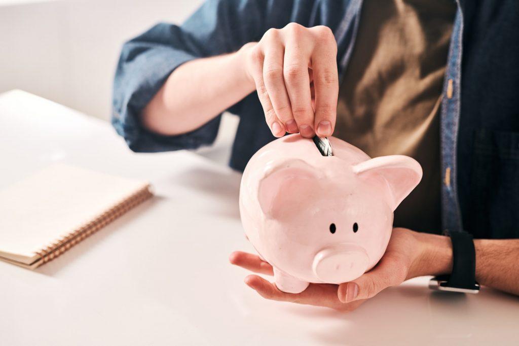 Saving money in crisis